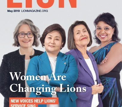 Lion Magazine May 2019