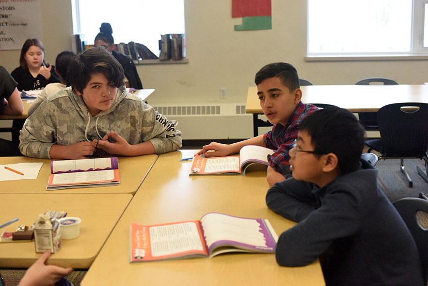 Students in Anchorage Develop Life Skills Through Lions Quest