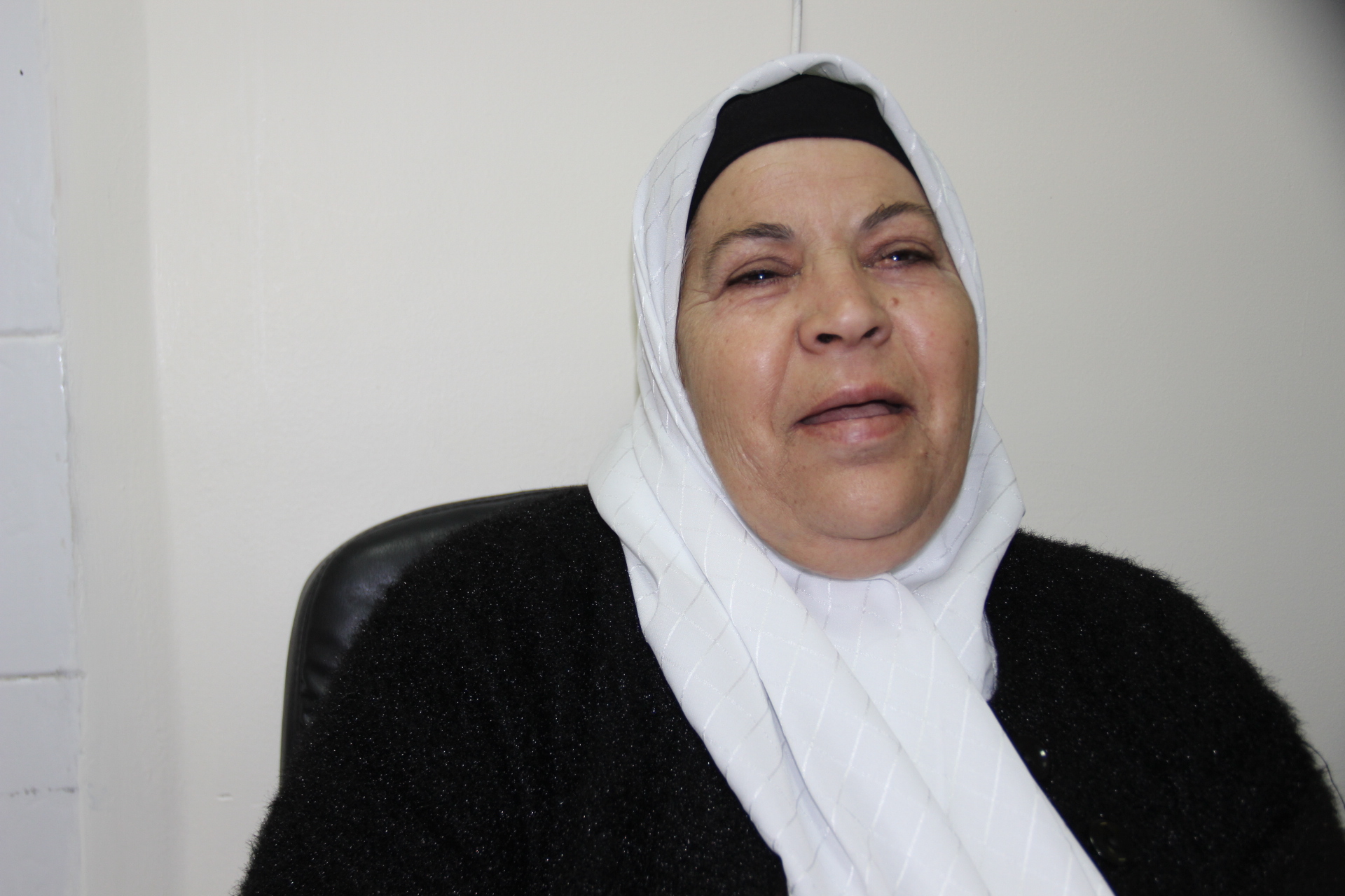 Improving Vision and Well-Being in Palestine