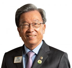 Lions Clubs International candidate for 3rd VP